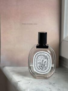 Diptyque Eau Rose - Eau De Toilette 30ml Of Bottle Available (Retail Price £102)
