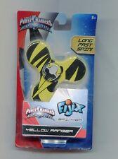 Power Rangers * Ninja Steel * Yellow Ranger * Fijix Fidget Spinner * 8+ YEARS