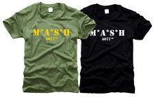 Mash M * A * S * H-m.a.s.h. - t-shirt, talla s hasta XXL
