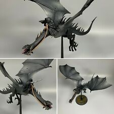 GAMES WORKSHOP LORD OF THE RINGS THE HOBBIT WINGED NAZGUL FELL BEAST PAINTED