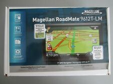 "Magellan RoadMate 9612T-LM 7"" Touchscreen Portable Automotive GPS Navigation"