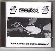 (FC548) Zzonked, The ZZonked Big Hammer, 11 tracks various artists - DJ CD