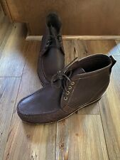 """Gokey Company Boots Pre-Owned Never Worn Bullhide 5"""" Sauvage Hiker 12EE NWOB USA"""