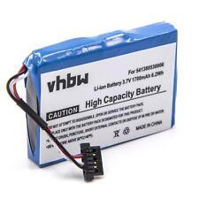 Bateria para Garmin Approach s2 tipo 361-00047-00 accu batería batería de repuesto