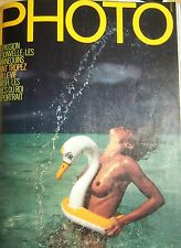 PHOTO MAGAZINE 1981 No 165 ELLIOTT ERWITT RALPH GIBSON SZEKESSY JONVELLE