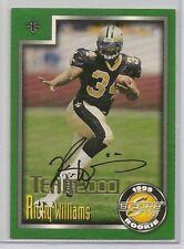 Score RICKY WILLIAMS Team 2000 Autograph HEISMAN #d/50