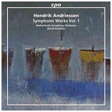 Symphonic Works Vol. 1, New Music