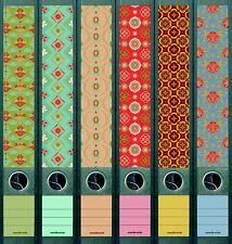 File Art 6 Design Ordner-Etiketten Provence..................................605