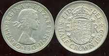 ROYAUME UNI  half crown 1959