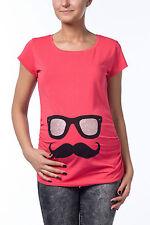 Umstandsmode T-Shirt   Schwangerschaftsshirt Geschenk Maternity Mama Baby NEU