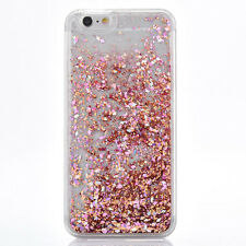 Quicksand Liquid Glitter Stars Bling Moving Clear Protect For Phone Case Cover