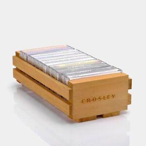 Crosley Cassette Tape Storage Crate