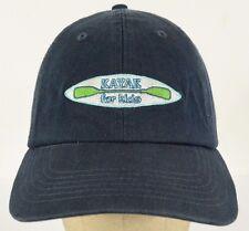 Kayak for kids RBS Royal Bank of Scotland Navy Blue Baseball Hat Cap Adjustable