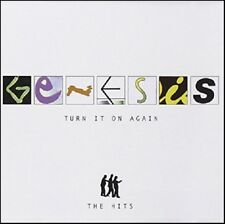 GENESIS - TURN IT ON AGAIN : THE HITS CD ~ BEST OF/GREATEST (PHIL COLLINS) *NEW*