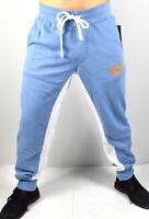 True Religion $139 Men's Inset Panel Horseshoe Logo Jogger Sweatpants - 101460