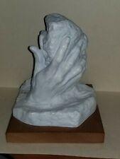 Alva Studios ©90 Spadem  Replica Hand of God Sculpture