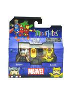 Marvel Minimates Thor & Loki Greatest Hits Series 1 Figures 2-Pack New In Box