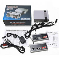 Mini Classic Edition Game Console +620 Classic Games Entertainment +2 Controller