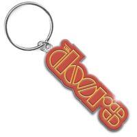 The Doors Logo Schlüsselanhänger Official Merchandise - NEU