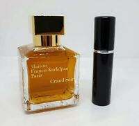 Maison Francis Kurkdjian - Grand Soir - 5ml SAMPLE Decant Glass Atomizer
