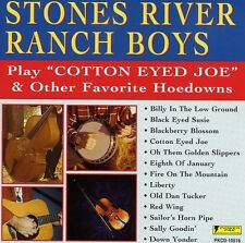 Stones River Ranch B - Play Cotton Eyed Joe & Other Hits [New CD]