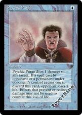 4 Psychic Purge ^ Blue Legends Mtg Magic Common 4x x4
