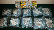 Simpsons Burger King Watch Homer Bart Krusty Family + Creepy Classics Set Of 10
