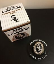2005 Chicago White Sox World Series Champions Champs Ring Fan Replica Souvenir