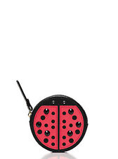 Kate Spade Turn Over A New Leaf Ladybug Coin Purse NWT