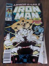 Iron Man #263 Marvel comics