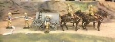 RARE KING CAST  BOER WARS , GAS TANK CARRIAGE SET   54 MM