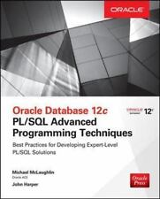 Oracle Database 12c PL/SQL Advanced Programming Techniques (Paperback or Softbac