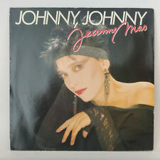"Jeanne Mas ‎– Johnny, Johnny Label Columbia ‎– 1729167 Format: Vinyl, 7"", 45 RPM"