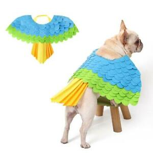 Pet Bird Transform into Cat and Dogs Cute Fairy Party Costume Halloween Dress Up