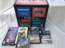 Panasonic 3DO FZ-10 Console (PAL) & 7 Games Boxed