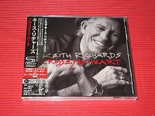KEITH RICHARDS Crosseyed Heart with 1 Bonus Track  JAPAN SHM CD Rolling Stones