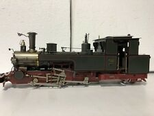 Accucraft  1:20.3 Scale SAXONIAN IIIK 0-6-2 Live Steam