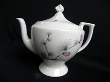 Vintage Canonsburg Pottery Wild Clover Teapot