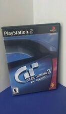 Gran Turismo 3 PS2 Video Games- Case and game only