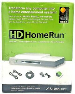 SiliconDust HDHomeRun Connect Duo W/ Two Digital Tuners: Watch Live on 2 Devices