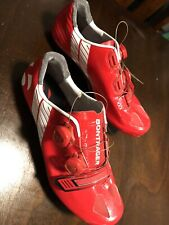 Bontrager XXX Cycling shoes red 43