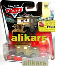 SARGE - Giocattolo Mattel Cars 1:55 Disney Pixar Auto Modellini Metallo Die-cast