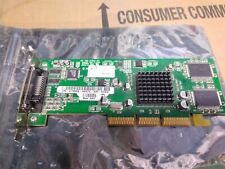 ATI Radeon 7000VE 32MB AGP Low Profile Video Card DVI 3X906
