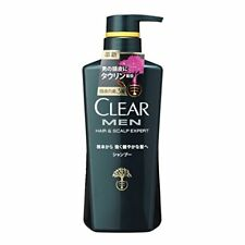 Clear For Men Shampoo Pump 350g Import Japan