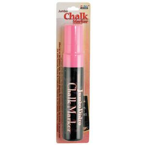 Bistro Chalk Marker Jumbo-Fluorescent Pink