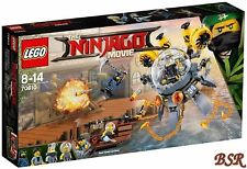 LEGO® Ninjago Movie: 70610 Turbo Qualle & Exklusiv & 0.-€ Versand & NEU & OVP !