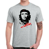 Hero Che Guevara Men T-Shirts Funny Graphic Shirt Cotton Short Sleeve Top Tees