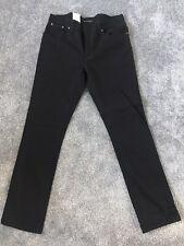 Mens Nudie Jeans - Thin Finn - Black - 38w 36l - BNWT