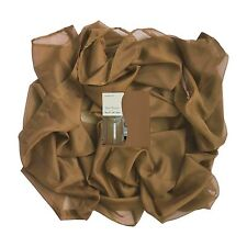 """Fully Hemmed Sheer Window Curtain Drape Panel 55""""x84"""" or Voile Scarf 55""""x216"""""""