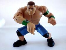 Figurine articulée WWE MATTEL power Slammers ! John Cena 2012 mécanisme ok 12cm